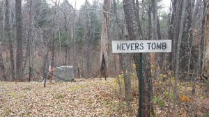 Nevers Tomb