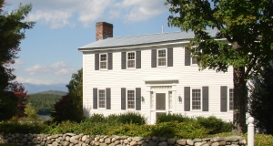 Nevers Home at Four corner Sweden, Maine