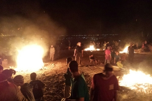 Moreshet Bonfires