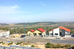 New construction in a new neighborhood in Mitzpe Netofa