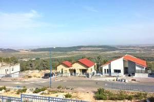New construction in a new neighborhood in Mitzpe Netofa