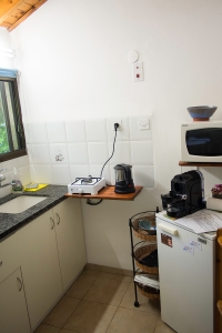 our zimmer's kitchenette