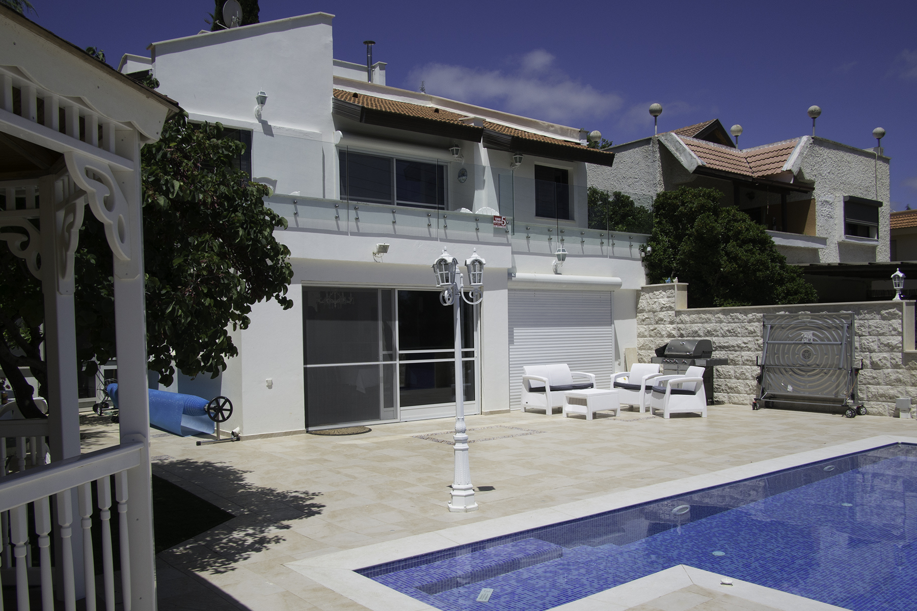 Kfar Vradim Israel  city images : ... kfar vradim private pools are considered the ultimate luxury in israel