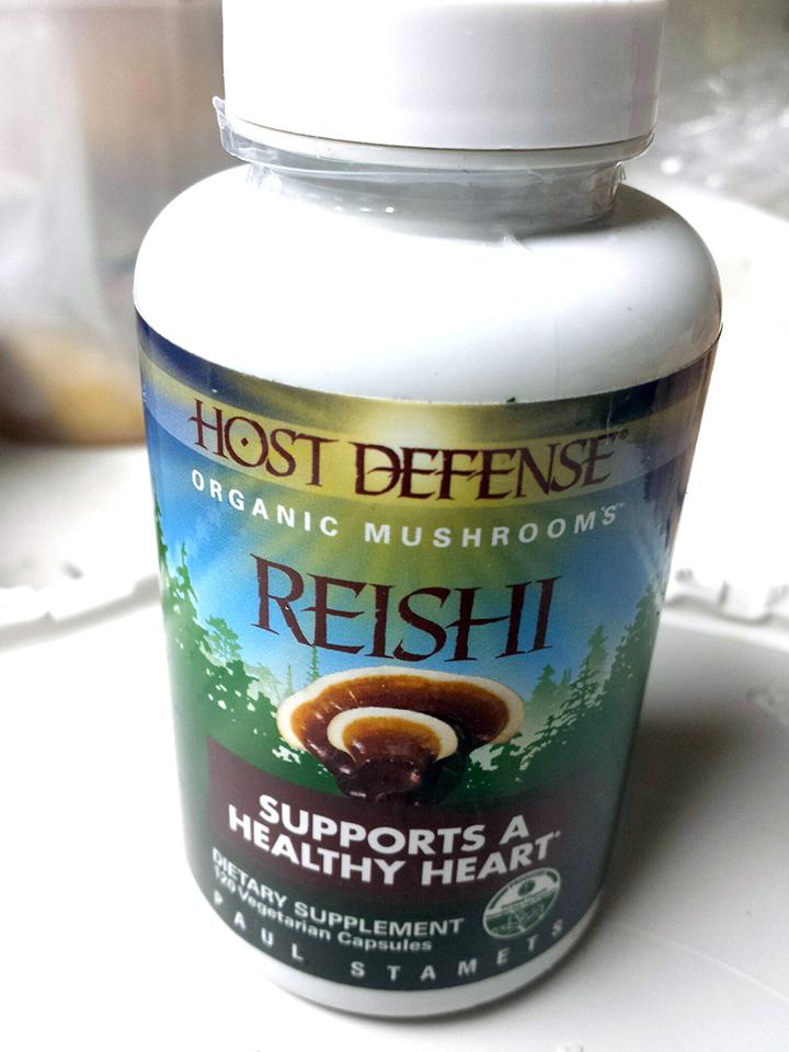 how to prepare reishi mushroom